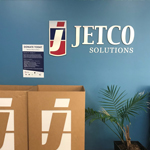 Donation Boxes at JetCo Solutions