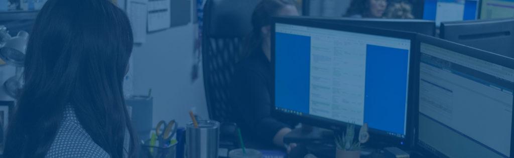 JetCo Employee Finding Bids Online