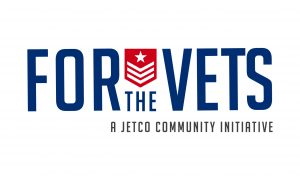 For the Vets Primary Logo_With Tagline_RGB
