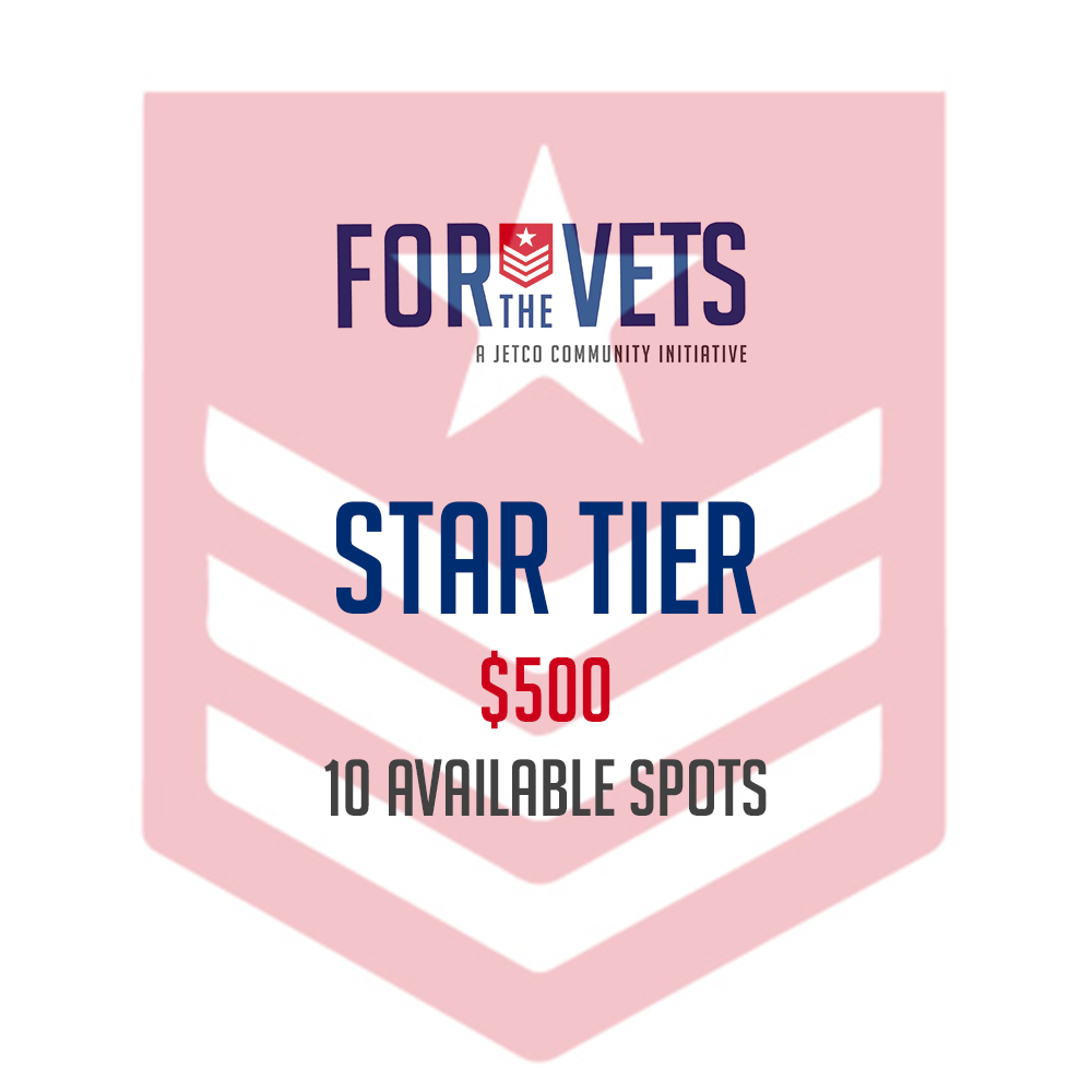 Star Tier with Badge 1