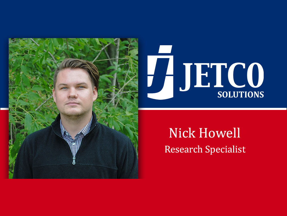 Nick Howell New Hire
